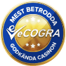 eCogra Approved Casinos logo