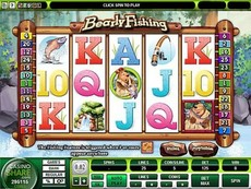 Bearly Fishing Online Slot