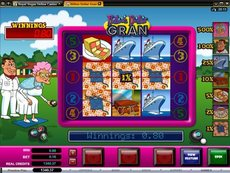 Billion Dollar Gran Online Slot