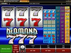 Diamond 7s Online Slot