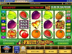 Fruit Fiesta 5 Reel Slots