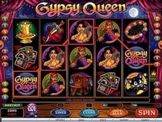 Gypsy Queen Online Slot