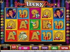 Your Lucky Day Slots