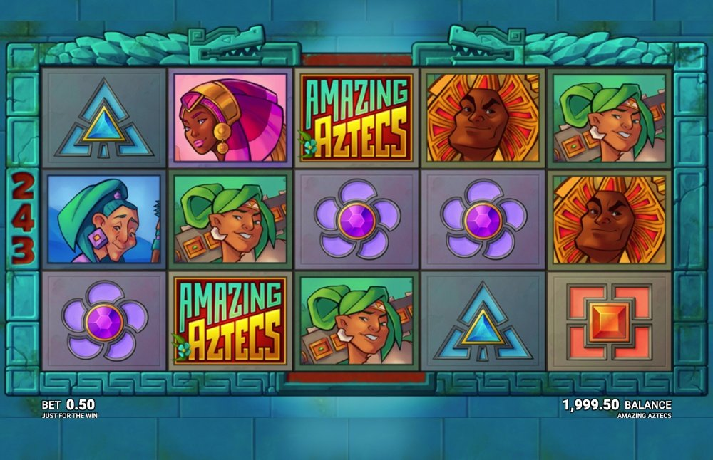 Amazing Aztecs Screenshot 1