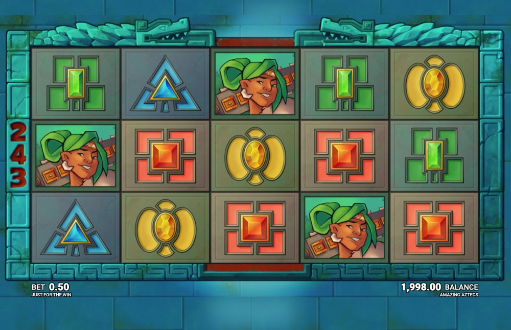 Amazing Aztecs Screenshot 2