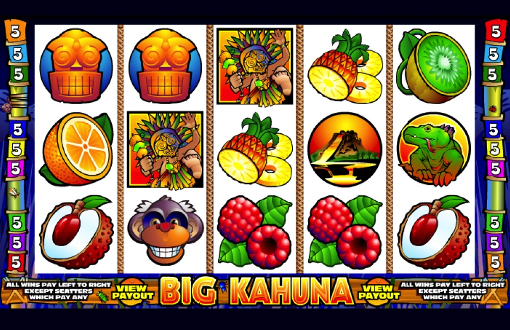 Big Kahuna Screenshot 2