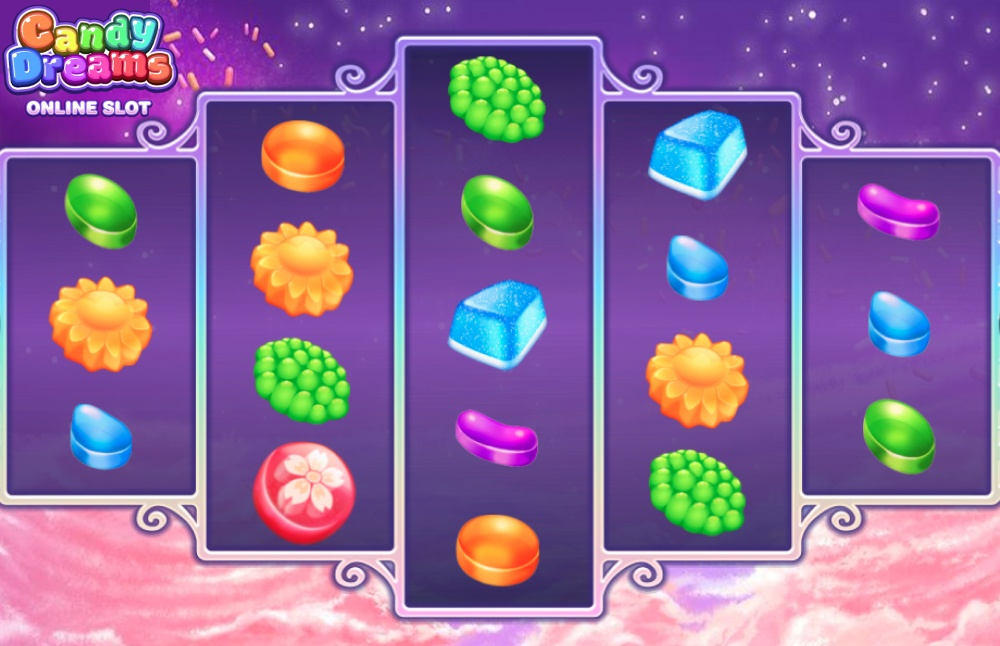 Candy Dreams Screenshot 1