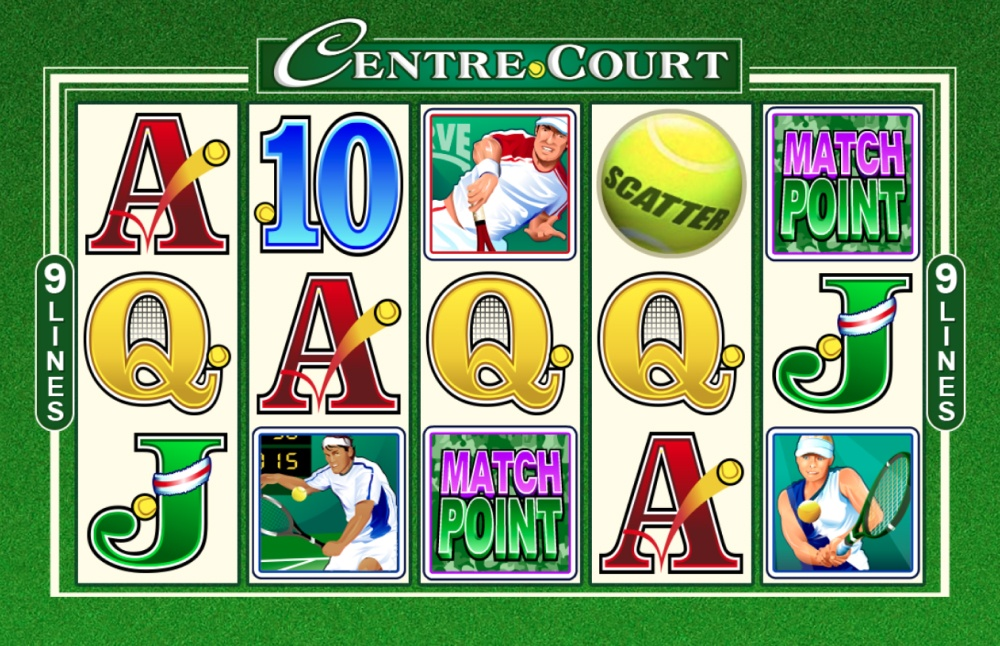 Centre Court Screenshot 1