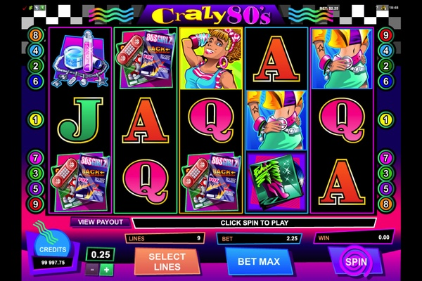 80s Slots Themes Online