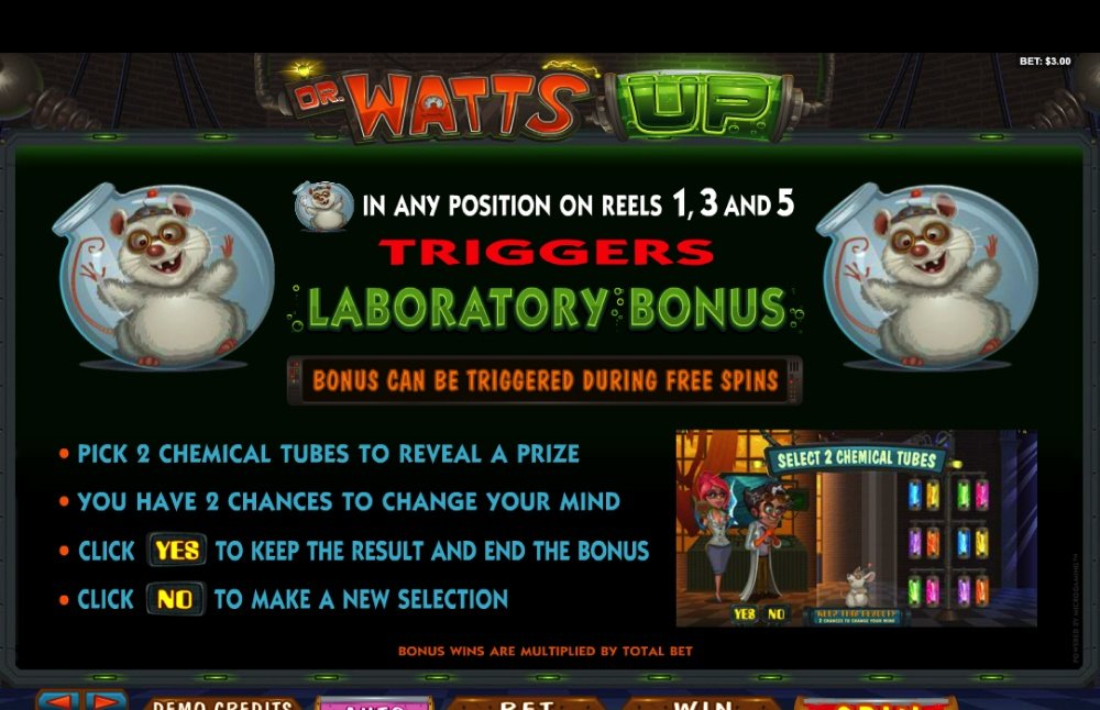 Dr Watts Up Screenshot 3
