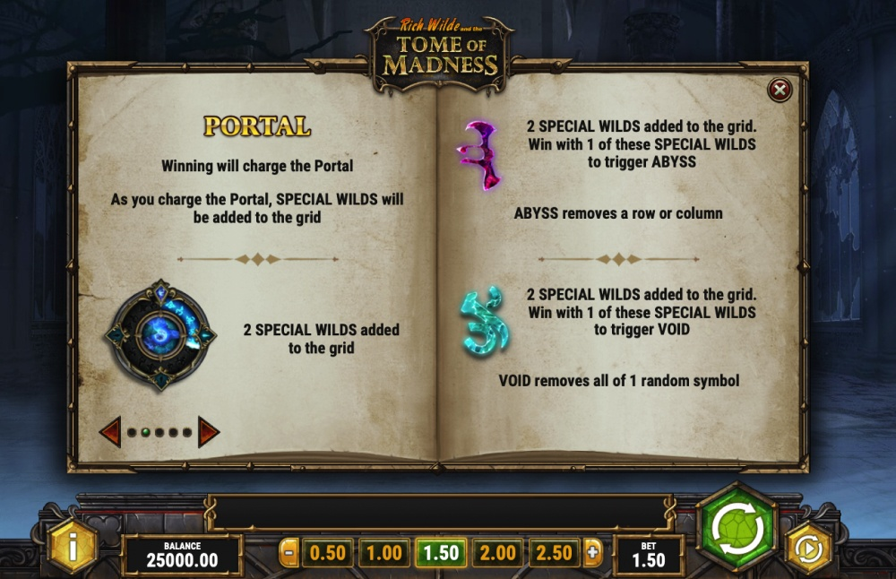Rich Wilde and the Tome of Madness Screenshot 3