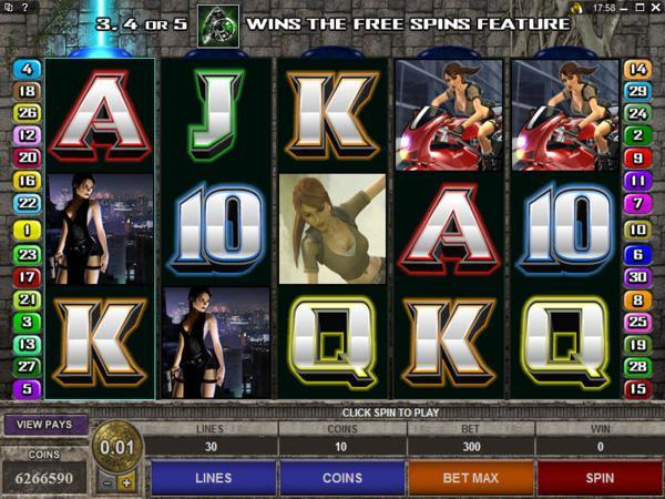 slot game flash