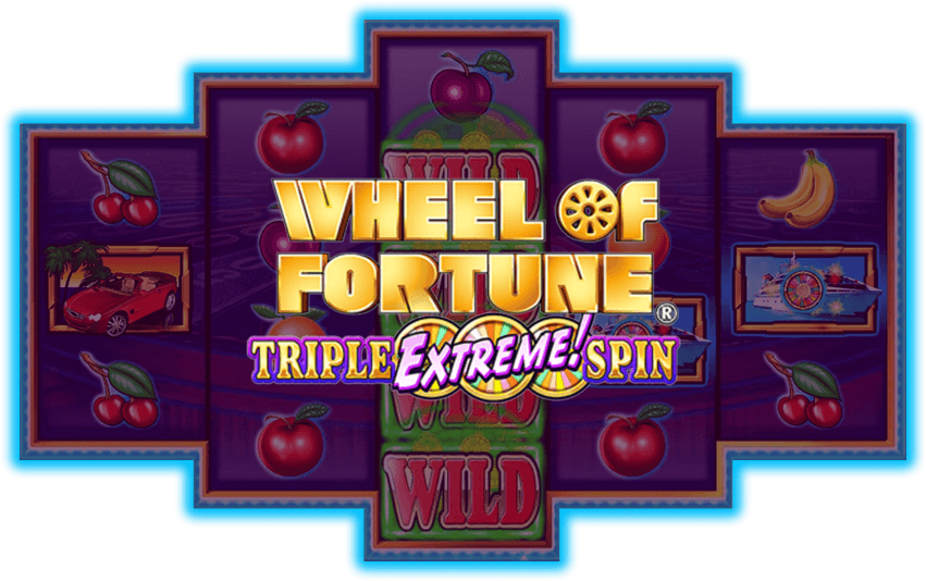 Wheel of Fortune Hero Logo