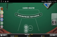 play free online games poker casino