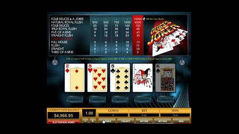 FREE Online Video Poker 2019 - Play 80+ Games (No Sign-up)