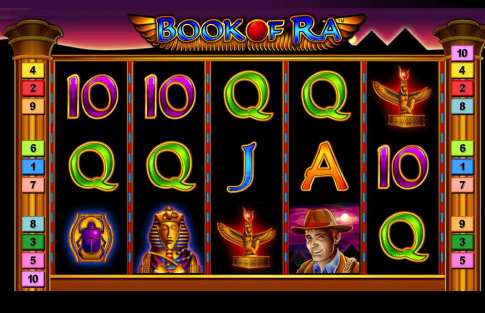 Casino slot games online 888