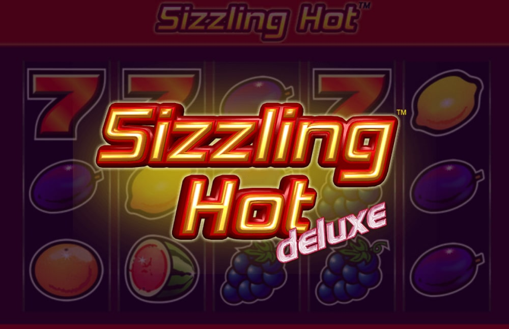 Sizzling Hot Deluxe Screenshot 1