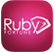Ruby Fortune Casino App Logo