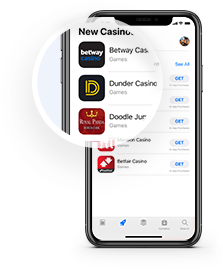 best casino games app ios