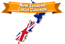 New Zealand Land Based Casinos