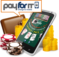 Casino pay with mobile productivity commission gambling submissions