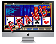 Fraud on Video Gambling