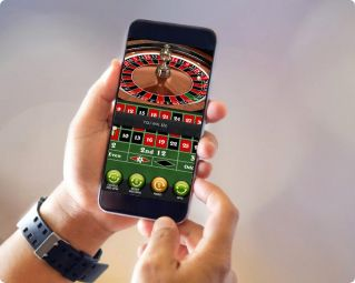Playing 3D Roulette on Mobile