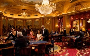 The             Ritz Club - London
