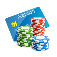 Debit Card online casinos