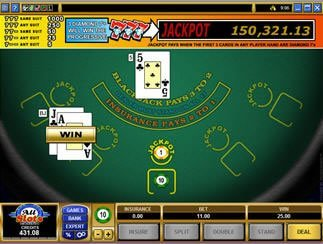 All Slots Casino Blackjack