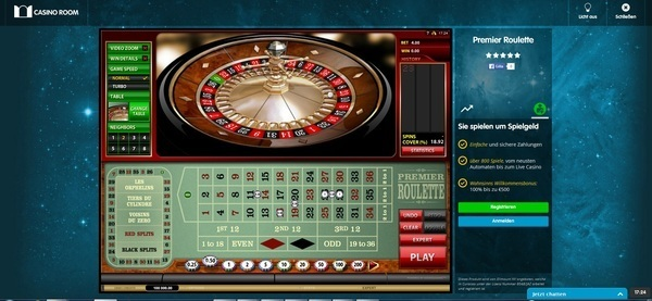 Real cash roulette game