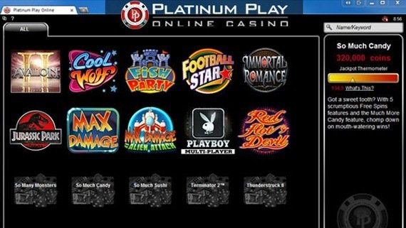 Platinum Play Casino For Ipad