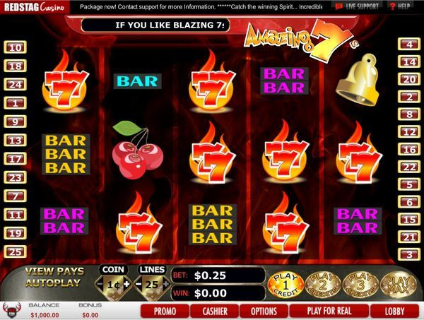 Red Stag Casino Instant Play