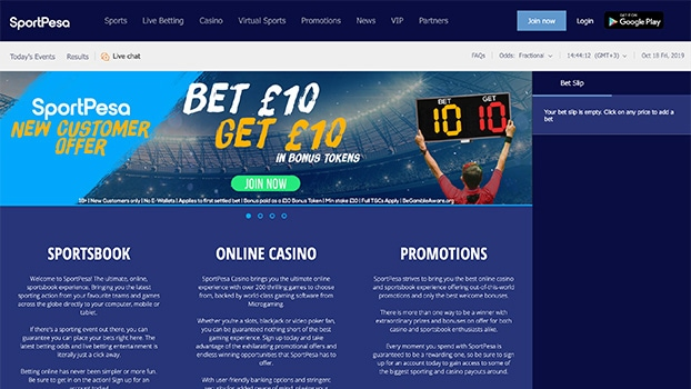 Sportpesa betting types for horse bettingexperts tennis