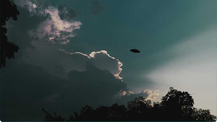 UFO sightings in 1952July29
