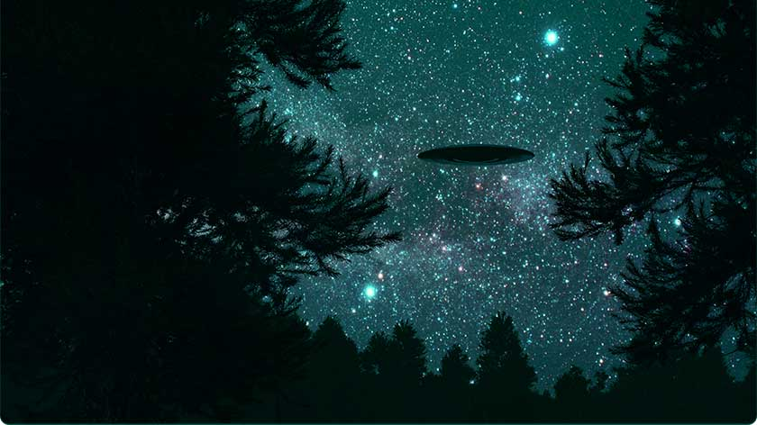 UFO sightings in 1953November23