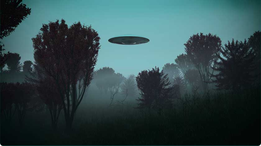 UFO sightings in 1954September15