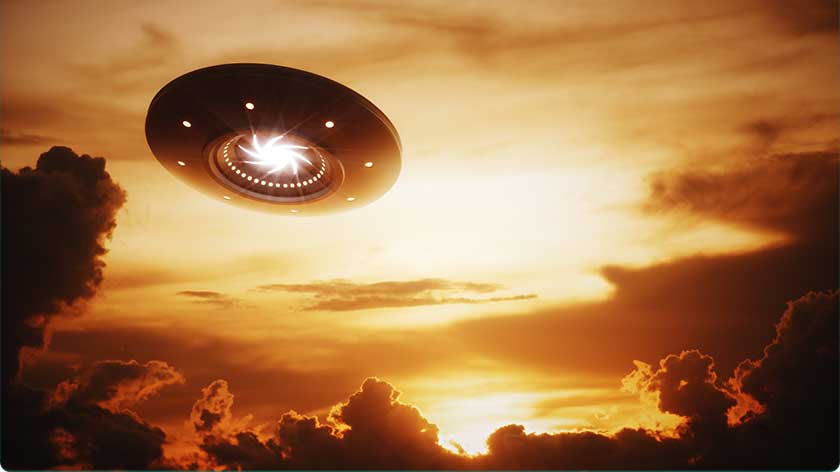 UFO sightings in 1965September16