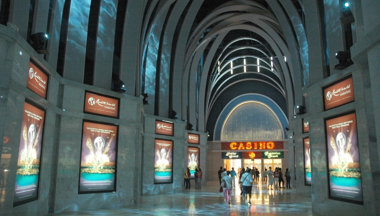 Resorts World Casino Underground