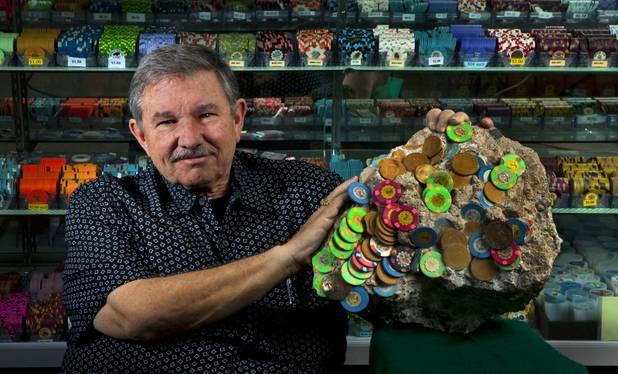 Michael Spinetti poker chips