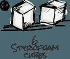 11-styrofoam-cubes