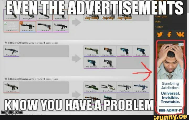 10 CS:GO Gambling Memes You'll Know Are True - Casino org Blog