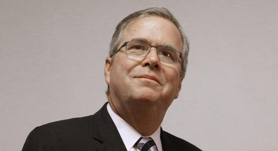 """Jeb Bush is the safe pair of hands for the GOP. Could he be the third Bush into the White House."""