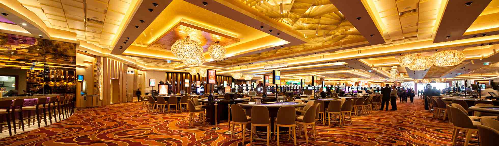 Although they were caught, the duo that took Australia's Crown Casino for over $30 mil suffered minimal consequences after being discovered. (Source: CrownPerth.com.au)