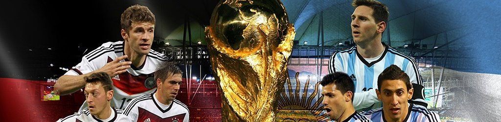 2014 World Cup Betting Blog, Part 8: The Germans Win!