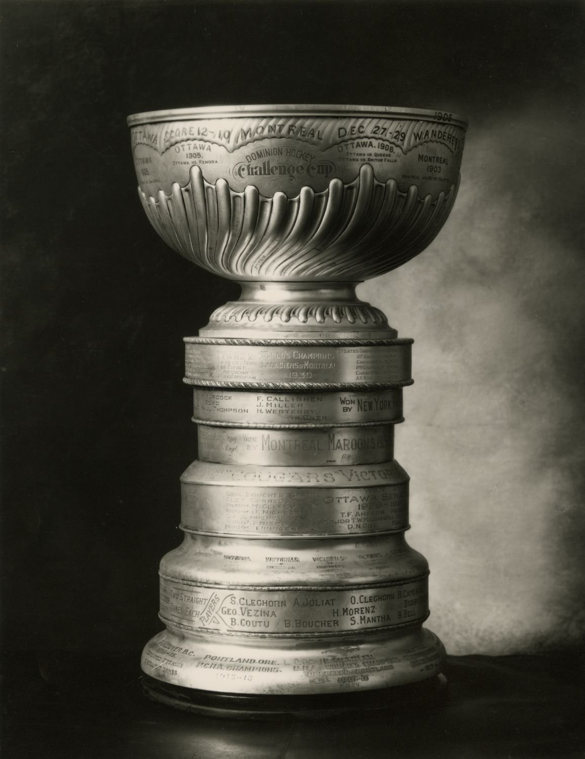 1930 Stanley Cup