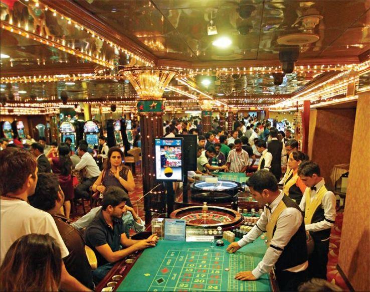 Casino Palms, La Calypso Getaway, Goa
