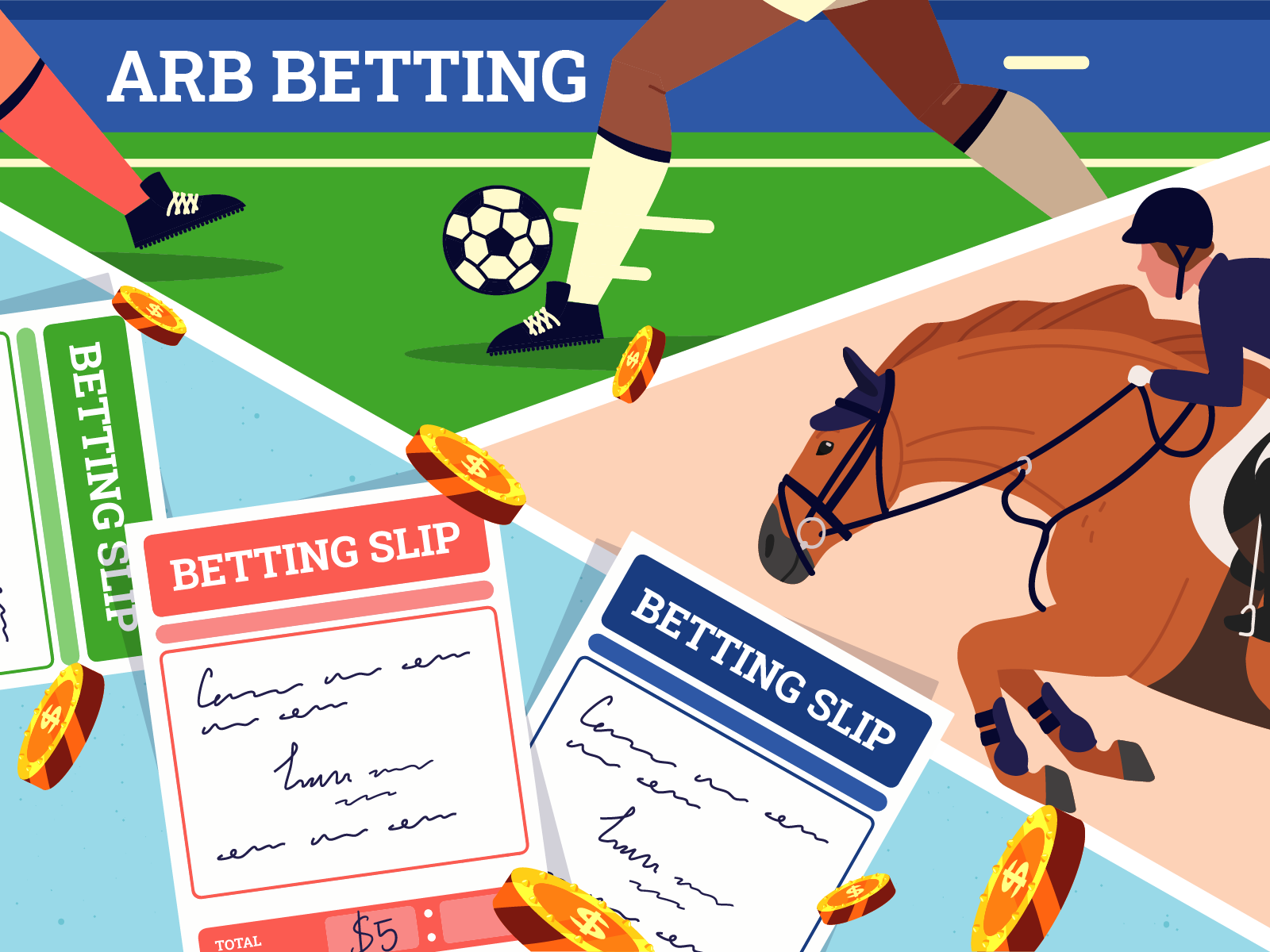 Everything You Need To Know About Arbitrage Betting