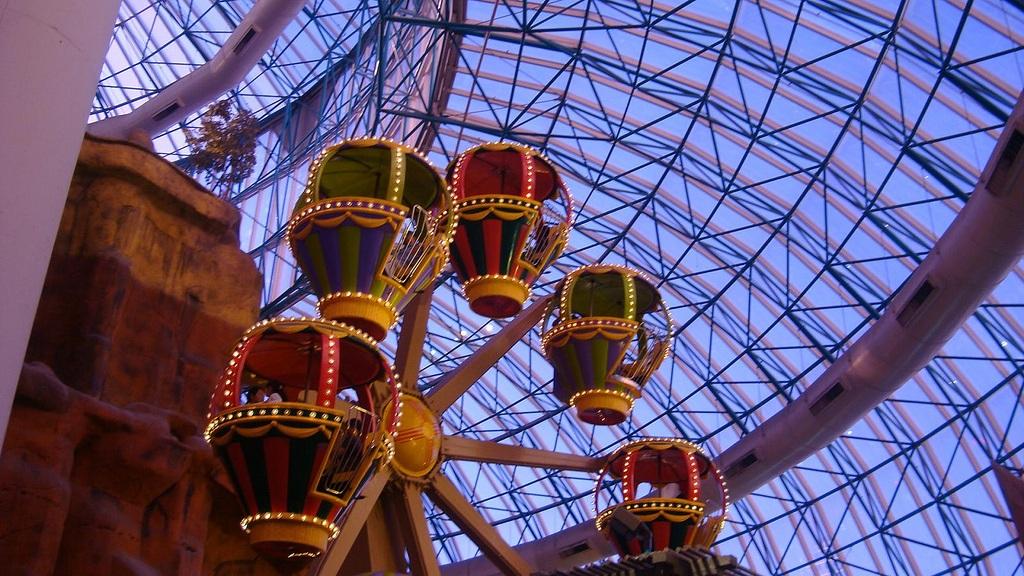 Adventuredome, Las Vegas.