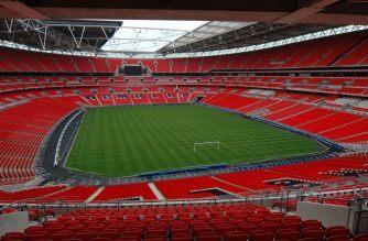 Image: 'Wembley Stadium interior' is licensed under Wikimedia Commons